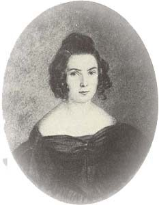 jeune fille, 1818