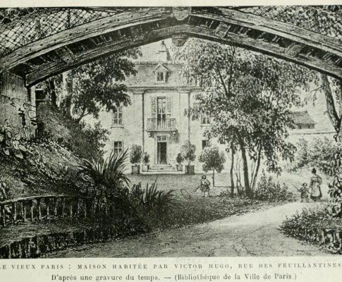 17 mars 1818 aux Feuillantines
