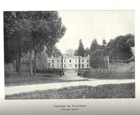 21 avril 1830 à Villotran, visite à Pierre Champagne