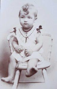 portrait enfant 1900