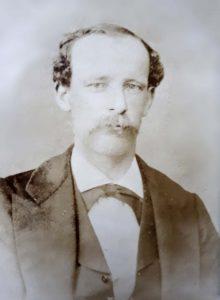 portait homme 1900