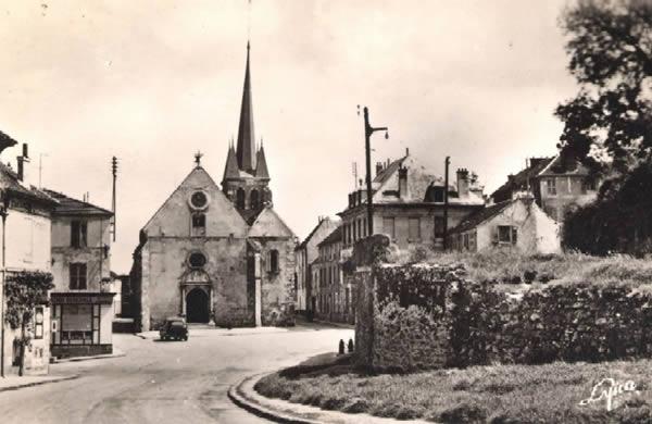 L'église de Jouy en Josas (http://www.jouy-en-josas.fr/)