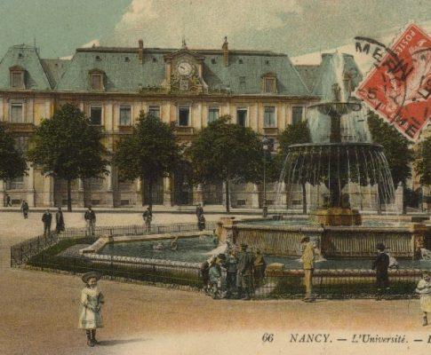 Le bachelier nancéien, 5 juillet 1913