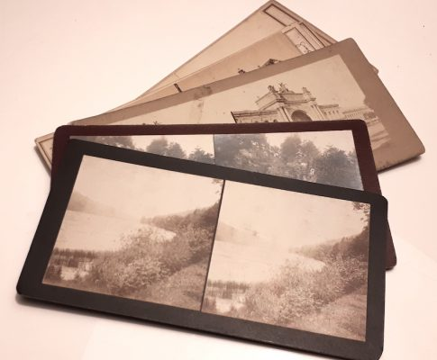 S comme Stereoscope
